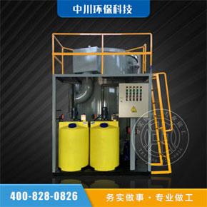 新型溶气气浮一体机
