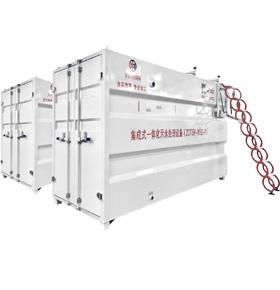 集成式一体化雷竞技官方网站下载设备工程案例